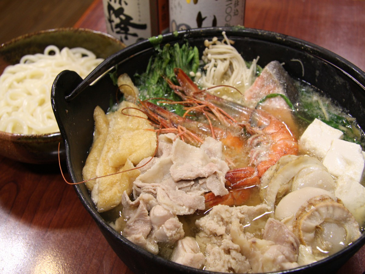 Nabe (Yosenabe/Japanese Hot Pot) Recipes — Dishmaps